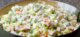 Ensaladilla rusa light